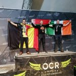 2nd place age-group at OCRWC 2019